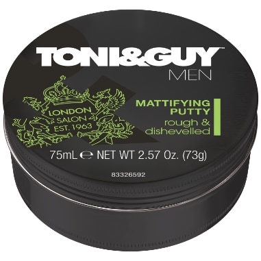 Toni&Guy Men Mattifying Putty 75ml