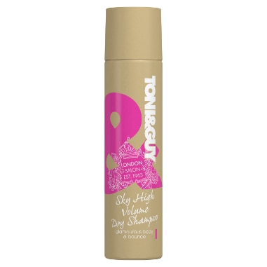 Toni&Guy Sky High Volume Dry Shampoo 250ml